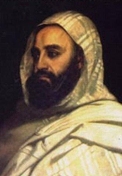 الكاتب الكبير: الأمير عبد القادر محي الدين الحسني-الجزائري/ 1807-1883